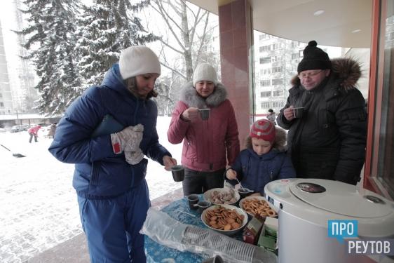 Реутов дал Подмосковью пример зимних субботников. Как проходил в нашем городе снежный субботник — в итоговом материале газеты «ПроРеутов». ПроРеутов
