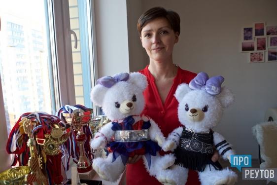 Мария Сотскова: «Я просто делаю движения, которых просит душа». Восходящая звезда фигурного катания дала эксклюзивное интервью газете «ПроРеутов».