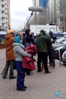 Андрей Соколов: «У любой монеты есть орёл и решка». В перерыве между съёмками нового сезона сериала «Адвокат» актёр дал интервью газете «ПроРеутов»