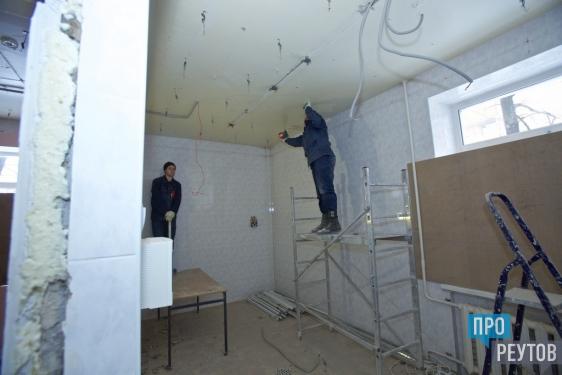 В детской поликлинике Реутова готовятся к установке аппарата МРТ. Кабинет магнитно-резонансной томографии откроется в начале 2017 года. ПроРеутов