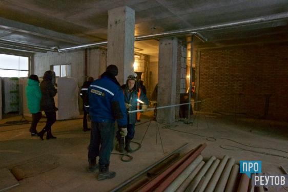 Строительство новой поликлиники в Реутове завершится в марте 2017 года. Срок сдачи инвестиционного объекта перенесли из-за отставания от графика. ПроРеутов
