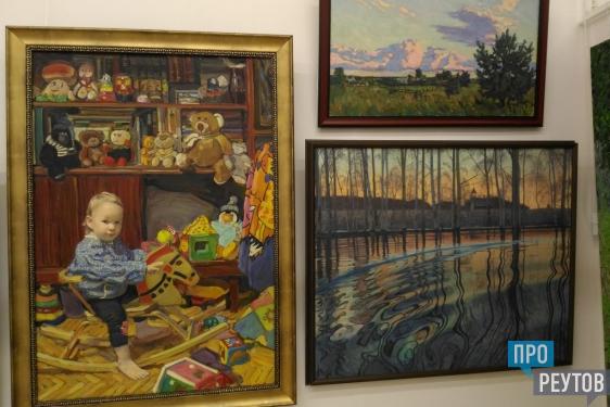 Академия живописи Ильи Глазунова проведёт мастер-классы в Реутове. Medium