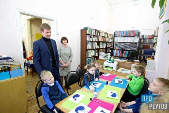 Реутовские библиотеки поделят на зоны. Приступить к реорганизации планируется в течение месяца. ПроРеутов