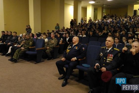 Воины-интернационалисты почтили память боевых товарищей в Реутове. Ветераны Афганистана и Чечни собрались в 28-ю годовщину вывода советских войск из ДРА. ПроРеутов