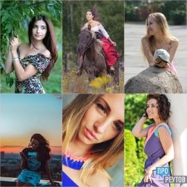 девушки модели в реутов
