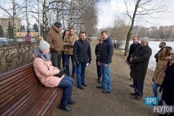 Береговую линию в Фабричного пруда в Реутове очистят и укрепят. Всего на реализацию плана второго этапа благоустройства новой парковой зоны выделено около 60 миллионов рублей. ПроРеутов