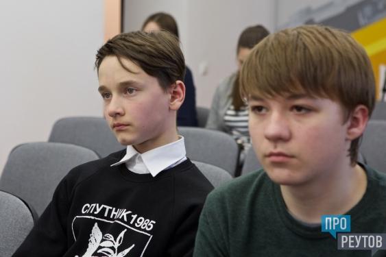 Британский журналист рассказал о своей работе в Реутове. С юными журналистами города встретился продюсер Русской службы Би-би-си Артём Воронин. ПроРеутов