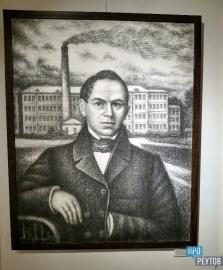 выставка А.В. Лубенко (автор фото Зинаида  Гейдельман)