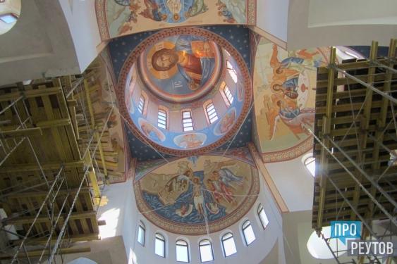 Вложили душу в храм. Троицкий собор готовится к чину освящения. ПроРеутов