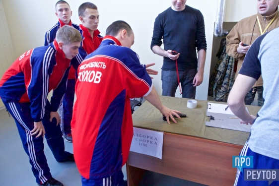 Кубок памяти павших бойцов спецназа и специальных подразделений