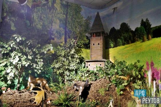 Древний Реутов показали в 3D. В Музейно-выставочном центре нашего города открылась трёхмерная диорама «Легенды Реутова». ПроРеутов