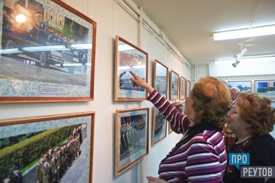 Спасённая Европа на фотовыставке в Реутове. В Музейно-выставочном центре проходит выставка ветерана НПО машиностроения Игоря Куликова «Ради жизни на земле». ПроРеутов