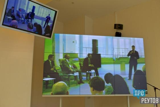 Губернатор назвал примерной работу с бизнесом в Реутове. Глава города Сергей Юров выступил на Третьем форуме предпринимателей Подмосковья с незапланированным докладом об антикризисных мерах. ПроРеутов