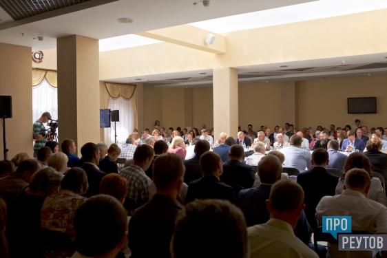 «Идеология лидерства»: в Реутове обсудили проблемы и проекты. В диалоге с региональной властью приняли участие 150 реутовчан. ПроРеутов