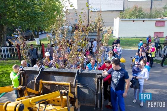 Реутов готовится сажать деревья. Жители нашего города смогут принять участие в экологической акции у себя в городе и в Электрогорском лесничестве. ПроРеутов