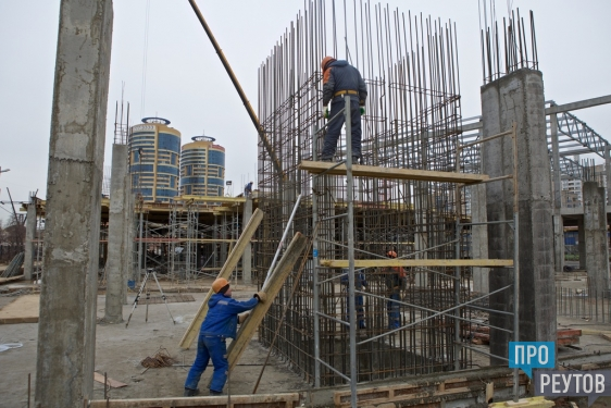 Территория спорта в Реутове станет вдвое больше. Центром спортивной жизни города станет новый Дворец спорта на стадионе «Старт». ПроРеутов